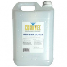Chauvet Geyser Juice (Quick Dissipating Fluid) 5L