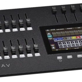 ETC ColourSource 20 AV, Lighting & AV Console