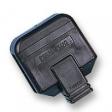 13A Rubber Cable Plug