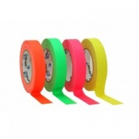 Le Mark Protape Fluorescent Gaffer Tape, 24mm x 22.8m