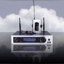 Trantec S5.3 UHF Lapel System (Supplied With MIC-X2) 606-622MHz