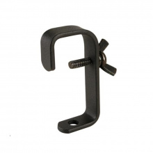 Doughty Standard Hook Clamp, T20101, Black