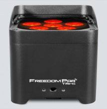 Chauvet DJ Freedom PAR TRI 6, D-Fi Battery Uplighter