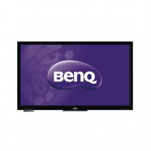 "BenQ RP790 79"" Flat Panel Display, Interactive"