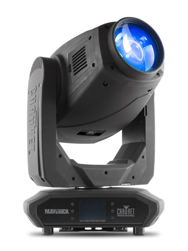 The New Chauvet Maverick MK1 Spot
