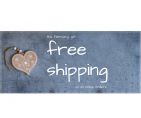 Free Love... and Free Shipping!